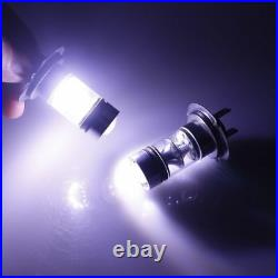 OPEL ASTRA H 04-10 2x H7 SUPER WHITE CREE LED SMD 60W CANBUS BULBS LIGHT +501