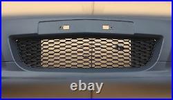 OPEL VAUXHALL ASTRA H MK5 5 DOOR VXR FRONT BUMPER inc LOWER GRILLE ABS PLASTIC