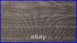 Opel Kadett D / Vauxhall Astra GTE Stoff Stoff fabric tissu tela tessuto Recaro