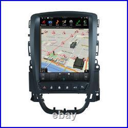 Opel Vauxhall Astra J Android 9 Autoradio 10.4 Touchscreen GPS 3D Navi USB