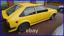 Rare Mark One Astra 1.2s with GTE Interior and Body Kit