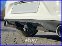 Rear Diffuser For Opel/vauxhall Astra K Opc-line/vx-line (2015-2019)