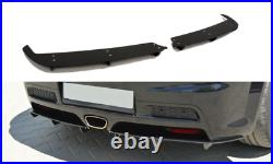 Rear Diffuser For Vauxhall/opel Astra H Vxr (2005-2010)