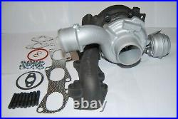 Turbo Turbolader Opel Astra H Vectra C Zafira B 1.9CDTI 110Kw 150PS 755046
