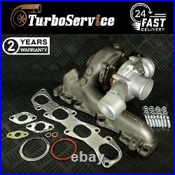 Turbocharger Vauxhall Astra, Vectra Signum, Zafira 1.9 CDTI 150 BHP TURBO 755046