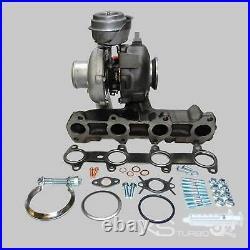 Turbolader Opel Vectra C Zafira B 1.9 CDTI Z19DTL 74KW 88 KW 767835 Montagesatz