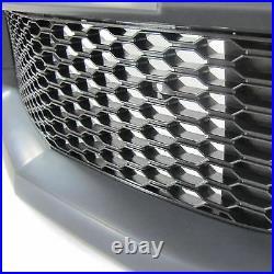 VAUXHALL ASTRA H MK5 VXR OPEL OPC FRONT BUMPER inc GRILLES ABS PLASTIC NEW