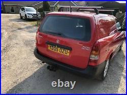 Vauxhall Astra 1.7cdti van 2005