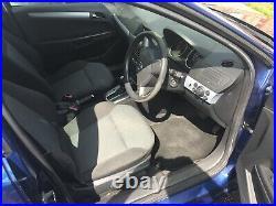 Vauxhall Astra 2010 1.8 Petrol, Club 87,000 Automatic
