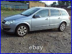 Vauxhall Astra Estate 2008, Rare 1.6 Model Automatic, High Spec, Only 96k, Fsh