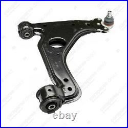 Vauxhall Astra H 2004on Front Lower Suspension Wishbone Control Arms + Bushes