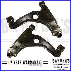 Vauxhall Astra H Mk5 VXR 2.0 04-14 Wishbone Control Arms Front Lower Suspension