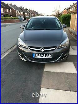 Vauxhall Astra J 2013 spares or repair