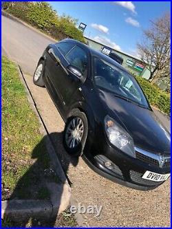 Vauxhall Astra Sri 1.6 turbo