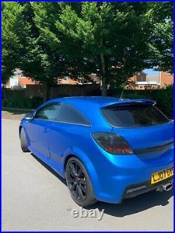 Vauxhall Astra VXR Arden Blue
