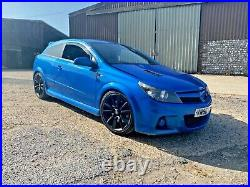 Vauxhall Astra VXR Arden Blue Spares Or Repairs