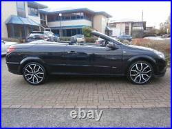 Vauxhall Astra i Design twin top 2 door convertible Auto spares or repair