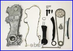 Vauxhall / Opel 1.3 16v CDTi Oil Pump & Full Timing Chain Kit 55232196