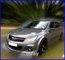 Vauxhall Opel Astra H Mk5 VXR Front Bumper ABS Plastic Astra Van Estate 5dr NEW