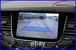 Vauxhall Opel Astra Insignia Mokka Reversing Reverse Camera Kit