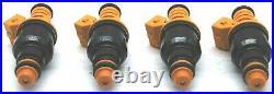 Vauxhall Opel Lotus Cavalier Calibra C20let 2.0l Turbo Fuel Injectors 0280150420
