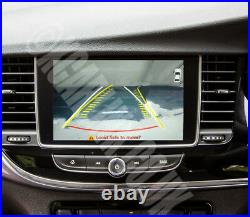 Vauxhall/Opel Mokka Astra K Navi900 Intellilink Rear Camera Video Interface