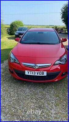 Vauxhall astra gtc 1.6 turbo Spares or repair