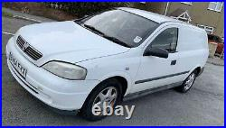 Vauxhall astra van 1.7 cdti 2005 NO VAT