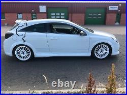 Vauxhall astra vxr nurburgring