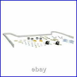 Whiteline Uprated Rear Anti Roll Bar 24mm ARB Vauxhall Astra G Mk4 Inc GSI SRI
